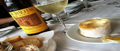 Wine And Cheese - Portuguese Wine And French And Spanish Cheese