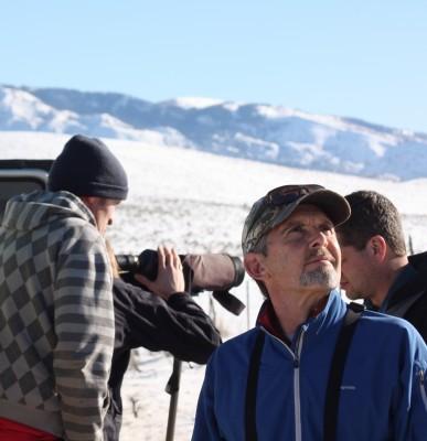 Winter Raptor Survey Orientation