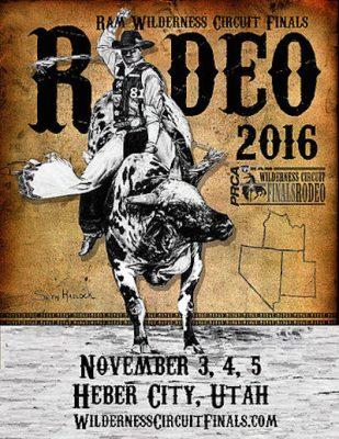 Wilderness Circuit Finals Rodeo
