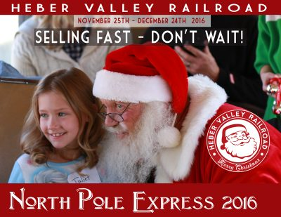 2016 North Pole Express