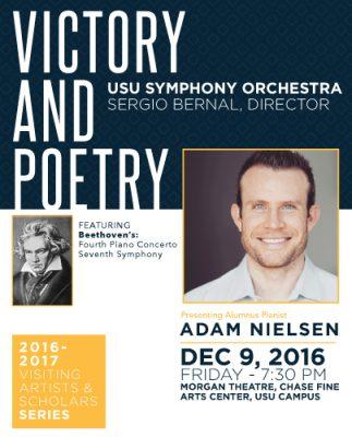 USU Symphony Orchestra with Adam Nielsen