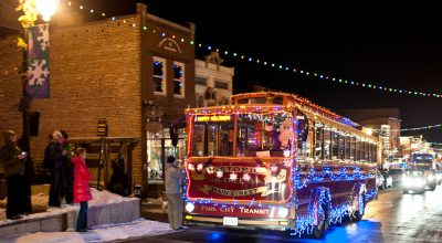 Electric Parade and Festivities 2016