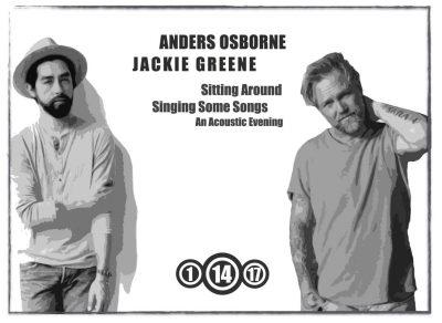 Jackie Greene & Anders Osborne