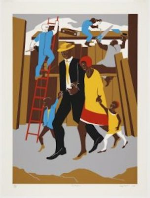 Embracing Diverse Voices: A Century of African-American Art