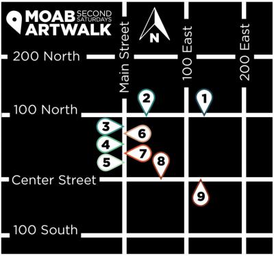 Moab Artwalk