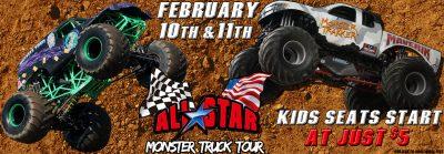 All Star Monster Trucks
