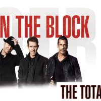 The Total Package Tour: New Kids on the Block with Paula Abdul