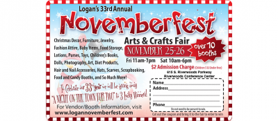 2016 Novemberfest Arts and Crafts Fair