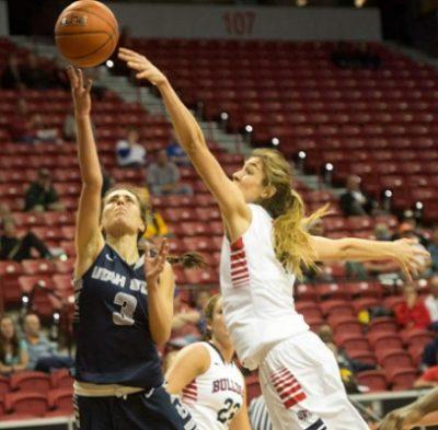 Women's Basketball: Utah State Aggies vs. Idaho State