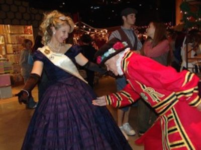 Dickens' Christmas Festival: St. George