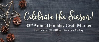 33rd Annual Holiday Craft Market