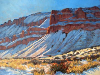 Valerie Orlemann: Cliffs and Canyons