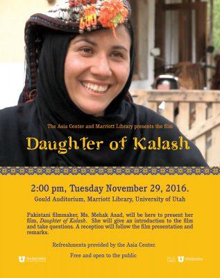 Daughter of Kalash