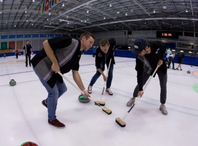 2017 Utah Winter Games Curling Competition