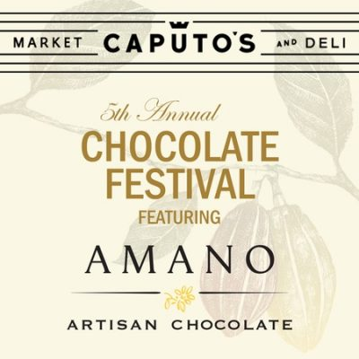 5th Annual Chocolate Fest Featuring Amano Chocolat...