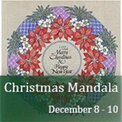 A Christmas Keepsake Mandala Workshop