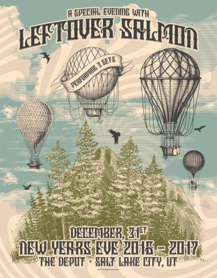 A Special Evening with Leftover Salmon