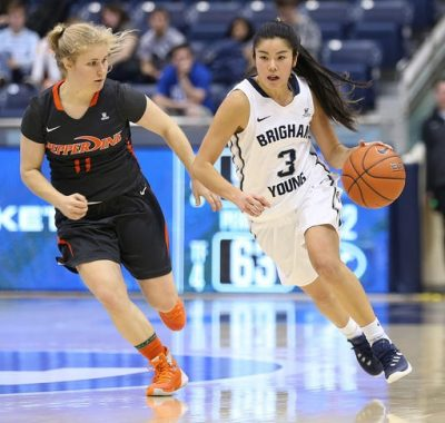 Women's Basketball: BYU Cougars vs. Pepperdine