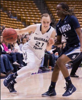 Women's Basketball: BYU Cougars vs. San Diego