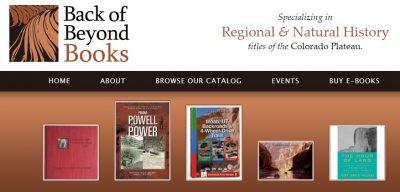 Back of Beyond Books 26 Anniversary Celebration