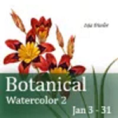 Botanical Watercolor 2