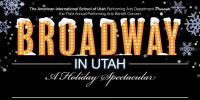 Broadway in Utah: A Holiday Spectacular