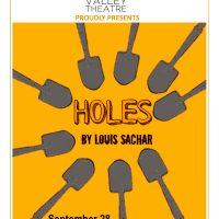Holes, A Play by Louis Sachar