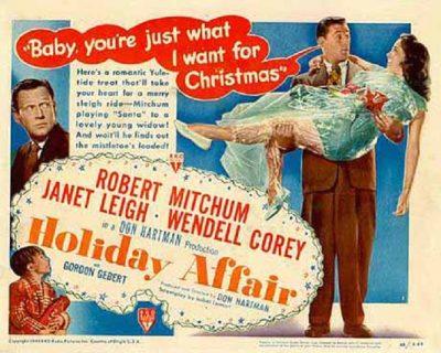 Holiday Affair (NR, 1949)