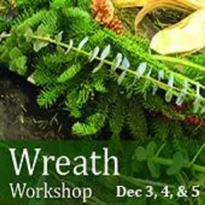 Holiday Wreath-Making Workshop