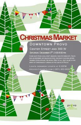 Lights On: Christmas Market