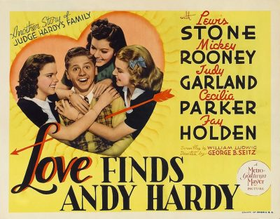 Love Finds Andy Hardy (NR, 1938)