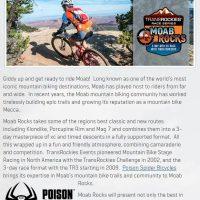 Moab Rocks Stage Race