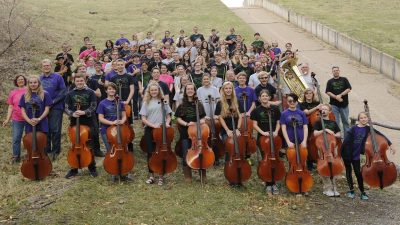 Northern Utah Youth Symphony and Chamber Orchestras Concert