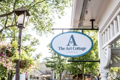 Painting Classes and Parties at The Art Cottage at Gardner Village