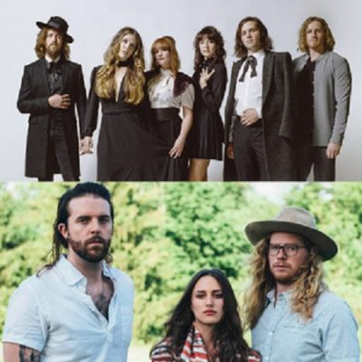 Paper Bird and The Ballroom Thieves