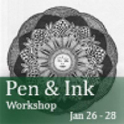 Pen and Ink Workshop