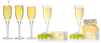 Sparkling Wines and Cheeses for the Holidays