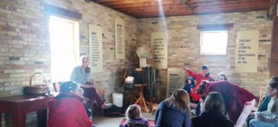 Storytime at the Farm