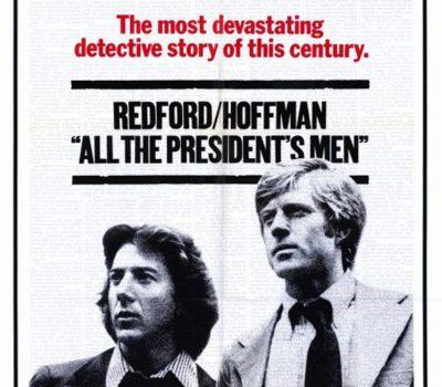 Sundance Redford Film Series - All the President's Men