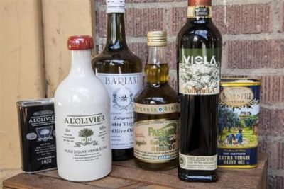 Tasting Class: Olive Oil and Vinegar
