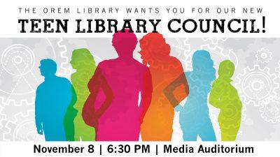 Teen Library Council