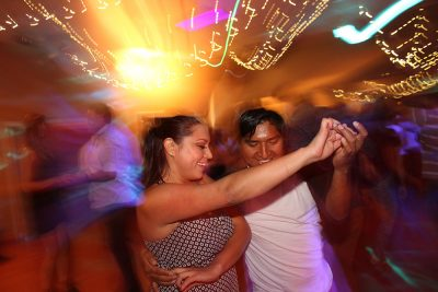 Thanksgiving Salsa Social - Put down the food and come dance!