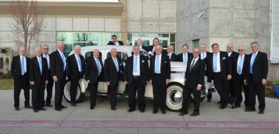 The Beehive Statesmen and the Temple Square Concert Series