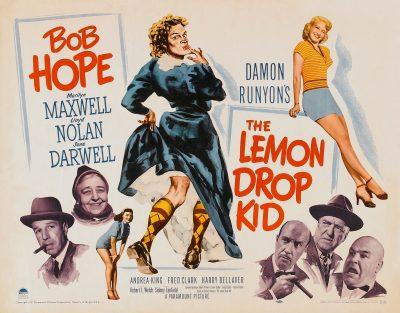 The Lemon Drop Kid (NR, 1951)