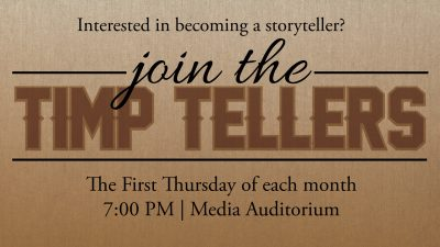 Timp Tellers: Holiday Story Share