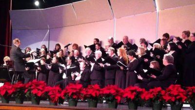 Timpanogos Chorale Christmas Concert