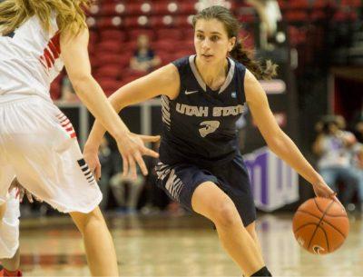 Women's Basketball: Utah State Aggies vs. San Diego State