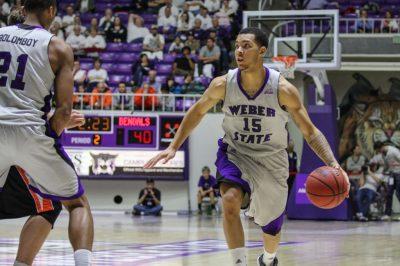 Men's Basketball: Weber State Wildcats vs. Northern Colorado