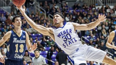 Weber State Wildcats vs. University of Montana