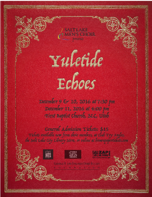Yuletide Echoes, Christmas Concert